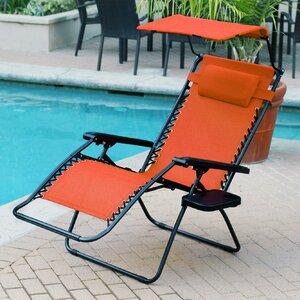 Cranesville Reclining Zero Gravity Chair