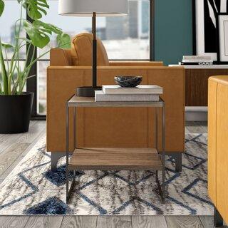 Almanzar End Table by Mercury Row SKU:CA344808 Purchase