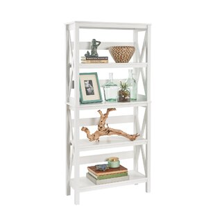 X-Frame Etagere Bookcase