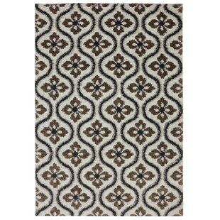 Check Prices Meadows Ivory Area Rug By Brayden Studio