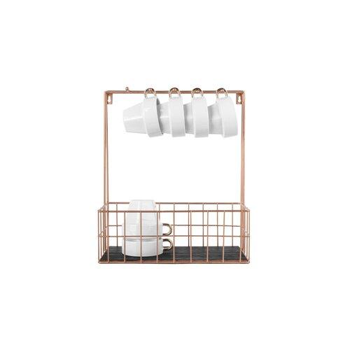 Küchenregal ClearAmbient Farbe: Kupfer | Küche und Esszimmer > Küchenregale > Küchen-Standregale | ClearAmbient