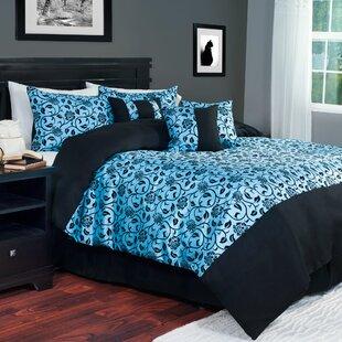 Victoria 7 Piece Comforter Set