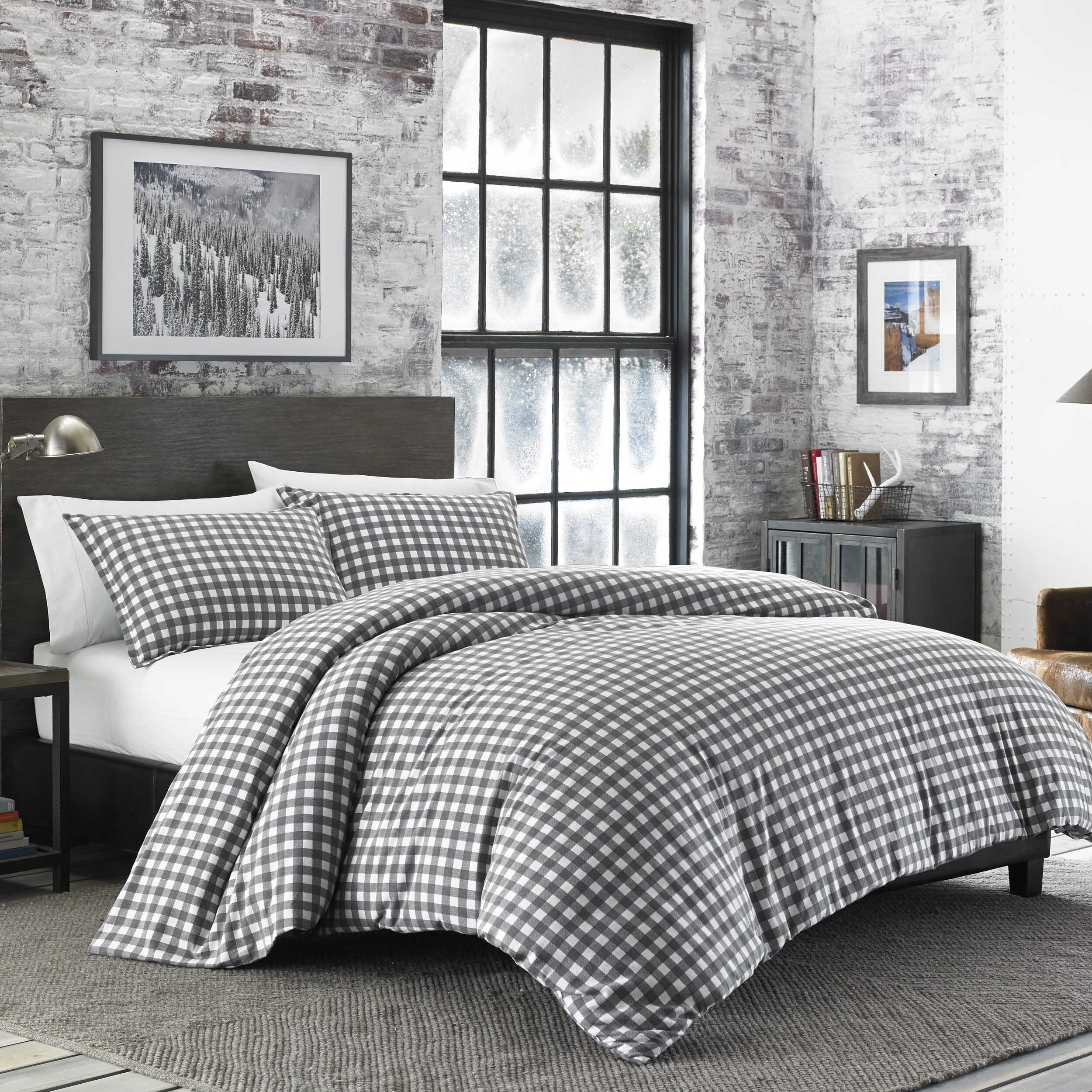 woolrich over sets set piece bath overstock plaid hadley on free product mini shipping multi bcbc comforter orders bedding rustic