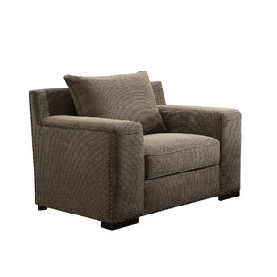 Kittredge Nailhead Accent Armchair By Darby Home Co