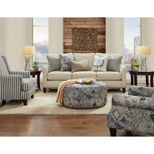 Jacari 4 Piece Confingurable Living Room Set by Red Barrel Studio®