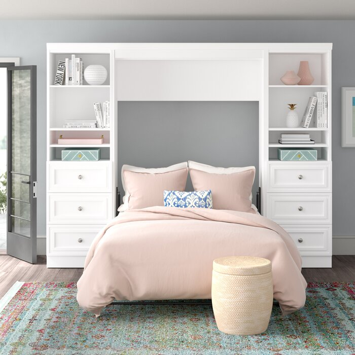 Storage Murphy Bed