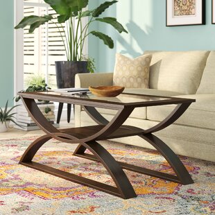 Comparison Kanice Coffee Table By World Menagerie