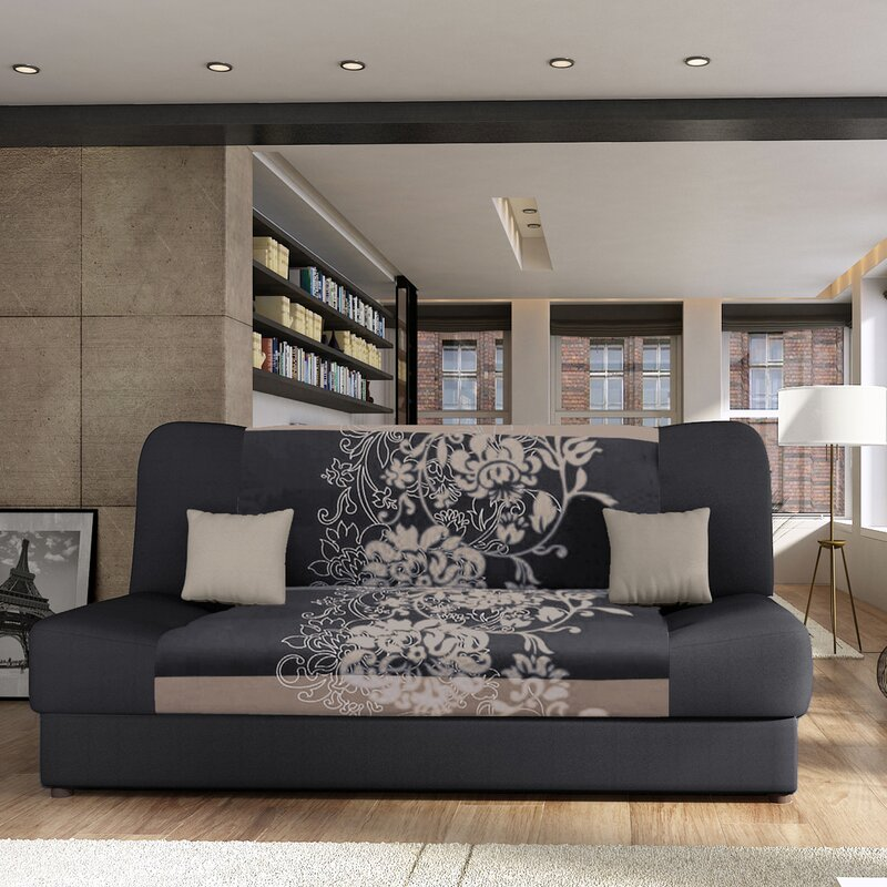 home haus 3 sitzer schlafsofa venezia bewertungen. Black Bedroom Furniture Sets. Home Design Ideas