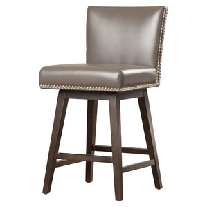 5West Vintage 26'' Swivel Bar Stool by Sunpan Modern Online Cheap