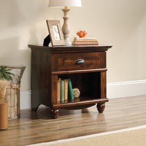 Guilderland 1 Drawer Night Stand by Al..