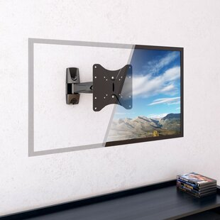 Searching for Articulating Arm Wall Mount for 17 - 37 TVs Flat Panel Screens By CorLiving