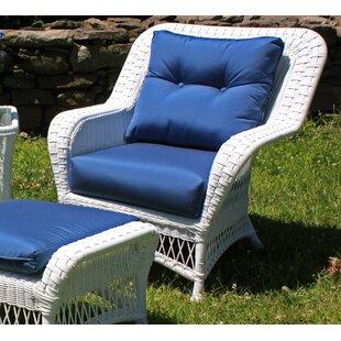 Astonishing Mahogany Resin Wicker Wicker Patio Lounge Chairs Youll Love Machost Co Dining Chair Design Ideas Machostcouk