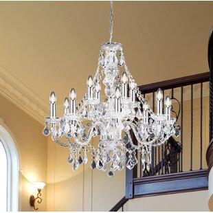 Chandeliers wayfair chandeliers aloadofball Image collections