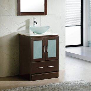 Rethman 24 Single Bathroom Vanity Set ByLatitude Run