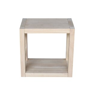 Affordable Towner Narrow End Table By August Grove