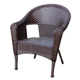 Winterbury Resin Wicker Clark Single Patio Chair