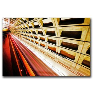 'Stronger in the Conrast' by CATeyes Photographic Print on Canvas by Trademark Fine Art