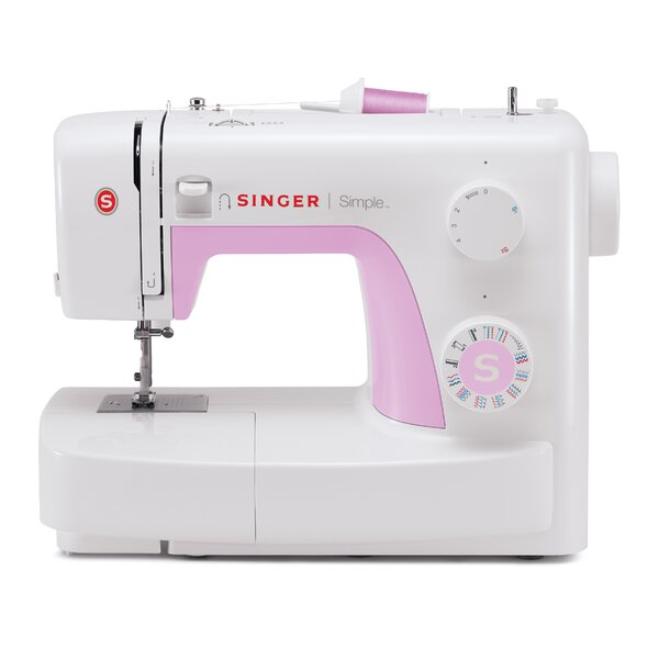 Singer Learn To Sew Sewing Machine Reviews Wayfair Extraordinary How To Learn To Sew On A Sewing Machine