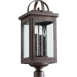Find a Jeremy Outdoor 4-Lights Lantern Head By 17 Stories