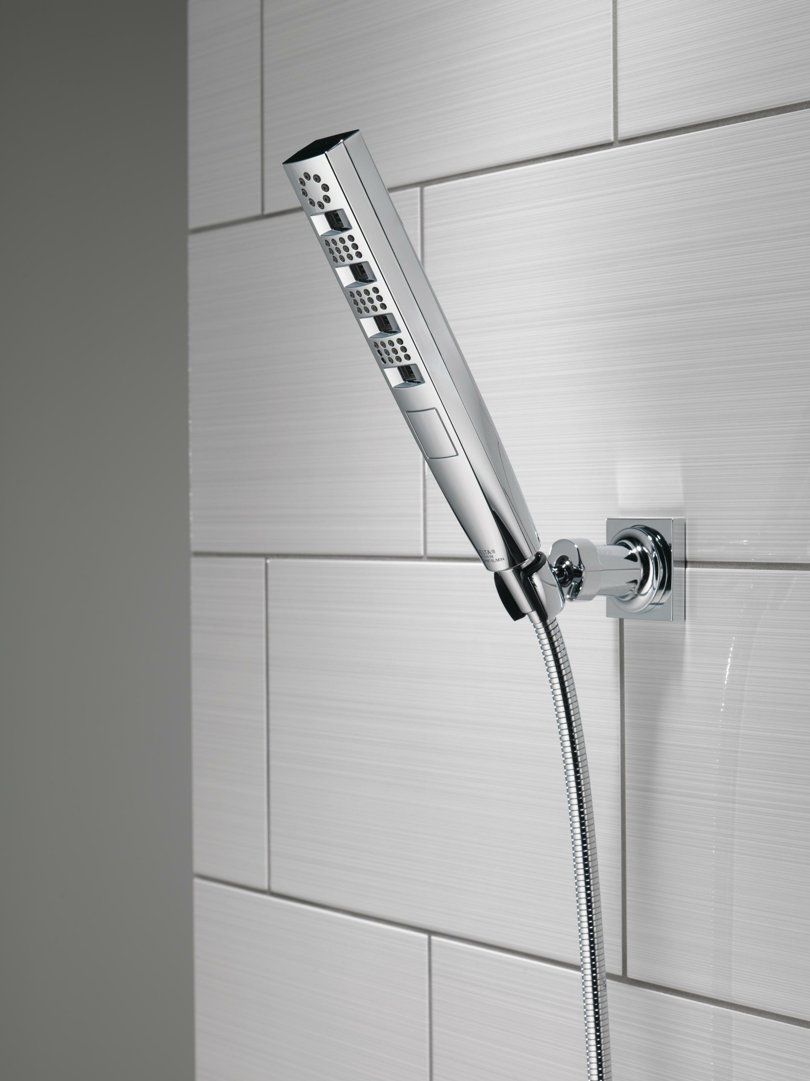 Delta Universal Showering Components Multi Function Hand Shower with ...