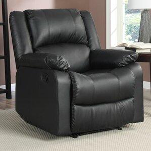 clyde manual recliner - Serta Recliners