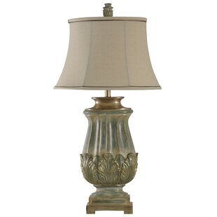 Best Price Rosen 35 Table Lamp By Ophelia & Co.