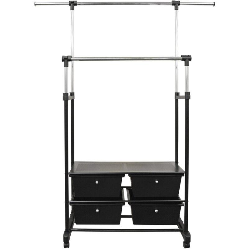 clearambient anpassbare kleiderstange bewertungen. Black Bedroom Furniture Sets. Home Design Ideas