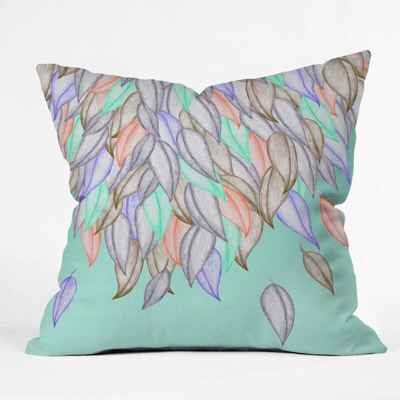 Jacqueline Maldonado A Different Nature 1 Throw Pillow