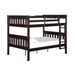 Almeda Cheatham Full Over Full Bunk Bed by Harriet Bee