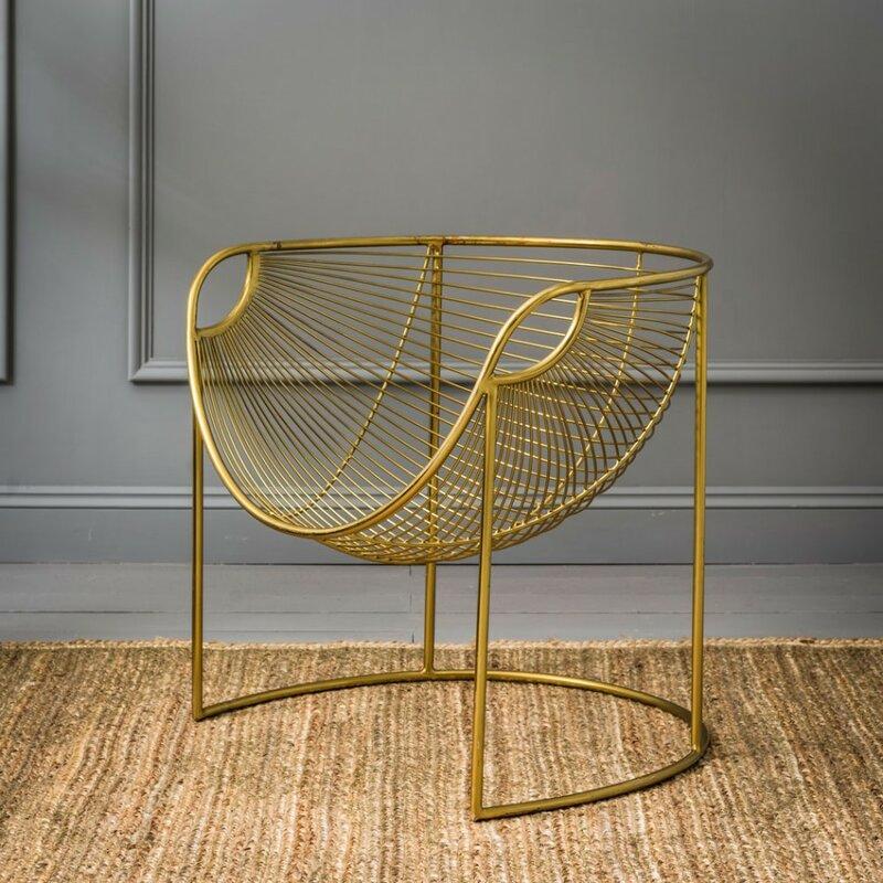 New York Papasan Chair