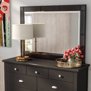 Cannonball Way Rectangular Dresser Mirror