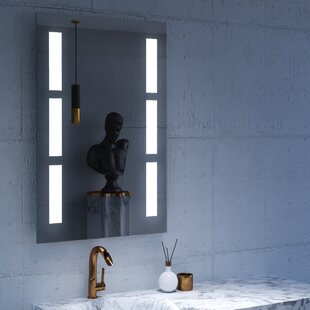 Find for Sally LED Lighted Bathroom/Vanity Mirror By CIVIS USA