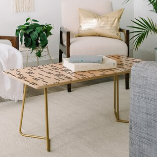 Holli Zollinger Bogo Mudcloth Coffee Table ByEast Urban Home