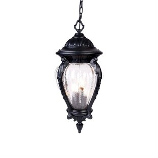 Coupon Pursell 4-Light Outdoor Hanging Lantern By Charlton Home