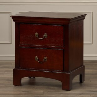 Malvina 2 Drawer Nightstand By Darby Home Co