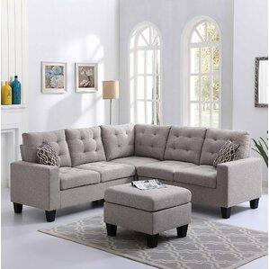 Small Sectional Sofas You\'ll Love | Wayfair