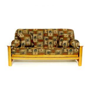Brazil Box Cushion Futon Slipcover