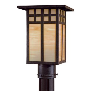 Guide to buy Scottsdale II Outdoor 1-Light Lantern Head By Great Outdoors by Minka