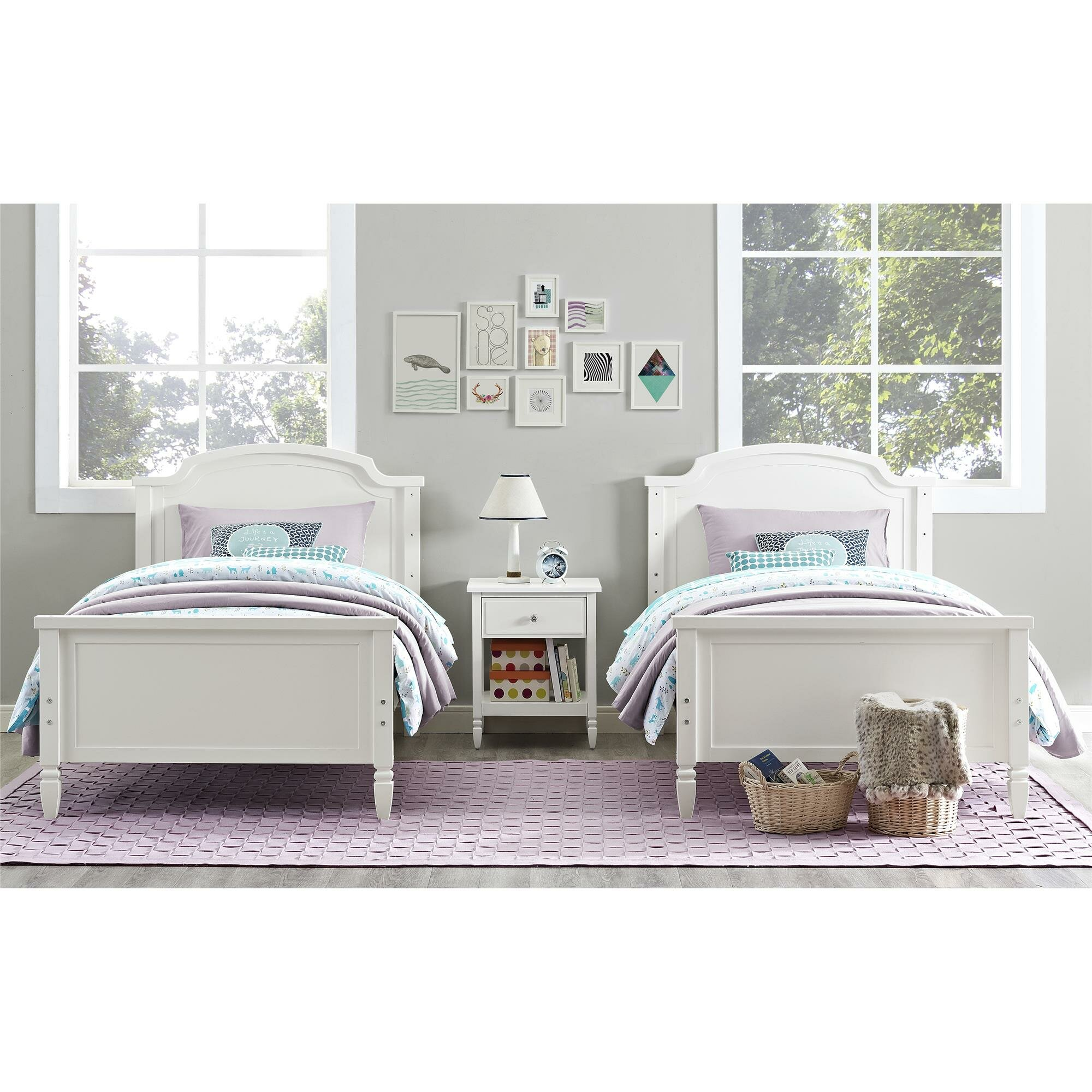 White Twin Bunk Beds Cheaper Than Retail Price Buy Clothing Accessories And Lifestyle Products For Women Men