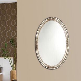 Astoria Grand Quon Framed Wall Mirror