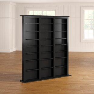 Deliah Multimedia Media Shelves