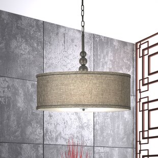 Compare prices Annuziata 3-Light  LED  Pendant By Willa Arlo Interiors
