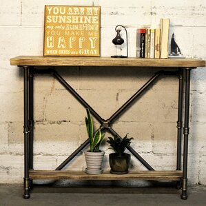 Houston Console Table by F..