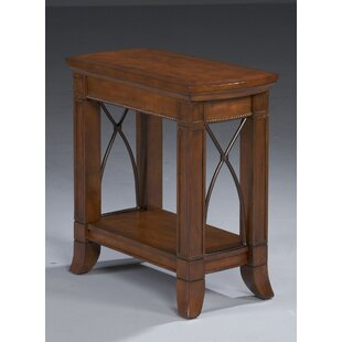 Buying Cathedral End Table By Bernards