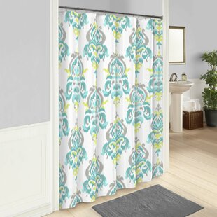 Clearance Johns Shower Curtain ByBungalow Rose