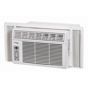 8,000 BTU Energy Star Window Air Conditioner with Remote by Koldfront