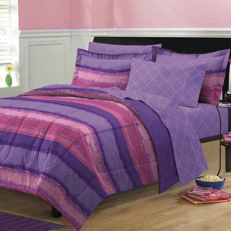 Tie Dye Bed In A Bag Set