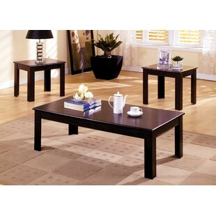 Savings Frixe 3 Piece Coffee Table Set By Hokku Designs
