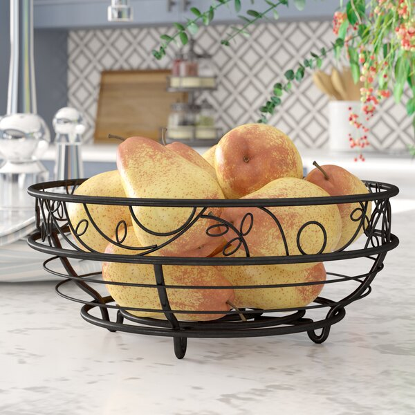 Kitchen Fruit Basket | Wayfair