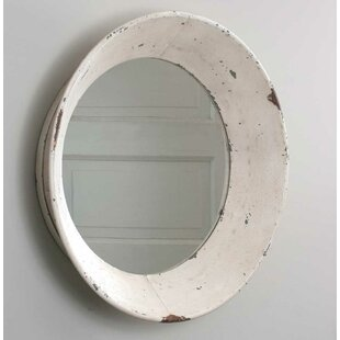 Covert Home Distressed Wall Mirror
